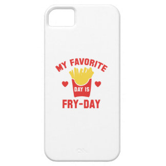 My Favorite Day Is Fry-Day iPhone 5 Case