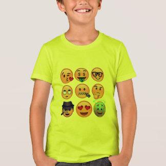 my favorite emojis  funny shirt-design T-Shirt