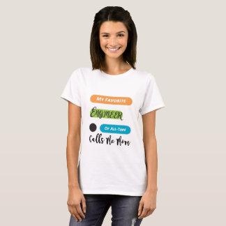 My Favorite Engineer T-Shirt