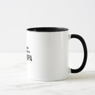 My Favorite People Call Me Grandpa Mug