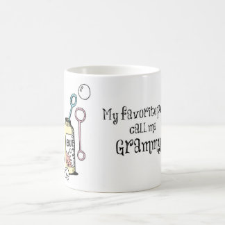 My Favorite People Grammy Mug
