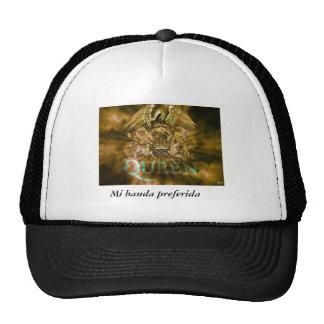 My favourite band trucker hat