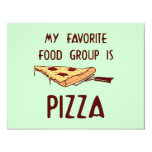 My Favourite Food Group is Pizza