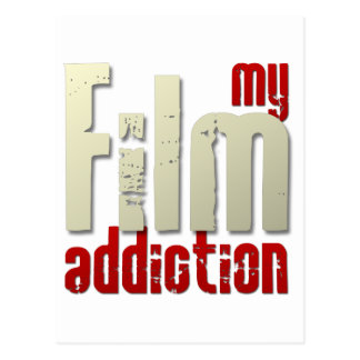 My Film Addiction Postcard