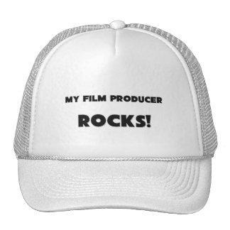 MY Film Producer ROCKS! Mesh Hat