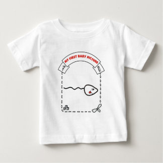 MY FIRST BABY PICTURE BABY T-Shirt