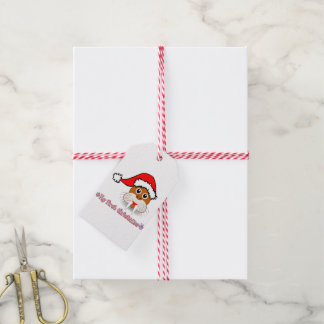 My First Christmas Baby Walrus Gift Tags