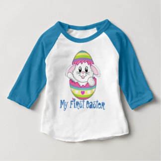 MY FIRST EASTER SPRING raglan baby infant shirt
