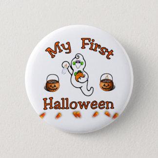 My First Halloween 2 Inch Round Button