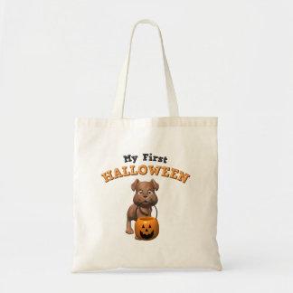 My first Halloween Treat bag