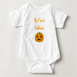 My First Halloween Tshirts
