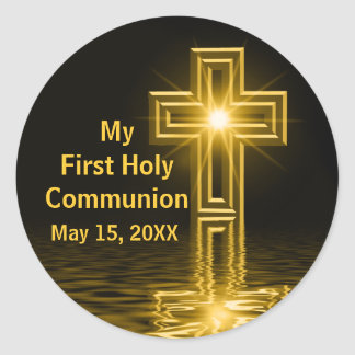 My First Holy Communion Stickers