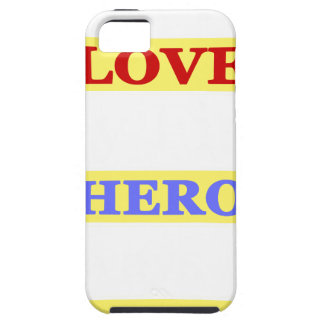 My First Love My First Hero Always My Mother iPhone 5 Cover