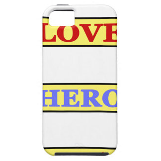 My First Love My First Hero Always My Parents iPhone 5 Cover