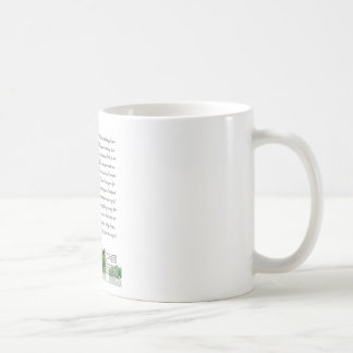 My First Love Poetry Art By Stanley Mathis Coffee Mug