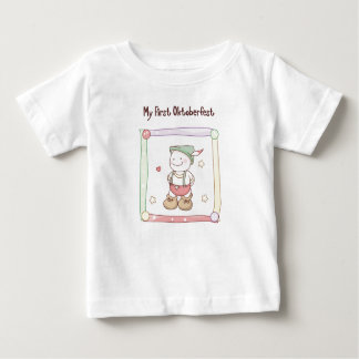 My First Oktoberfest Baby T-Shirt