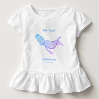 My First Personalised Halloween Stylized Toddler T-shirt