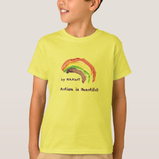 My First Rainbow by MAXarT LLC 2010 T-Shirt