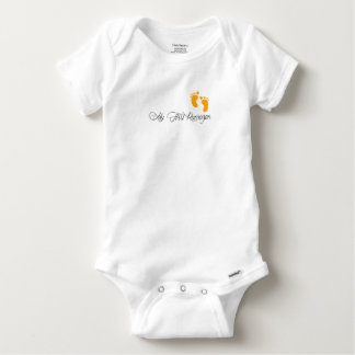 My First Ramazaan Baby Onesie