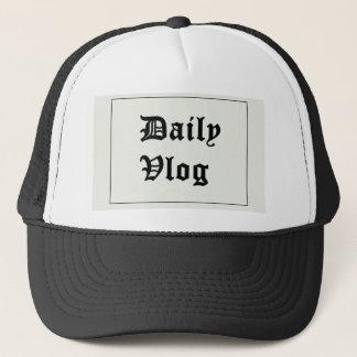 My first YouTube merch Trucker Hat