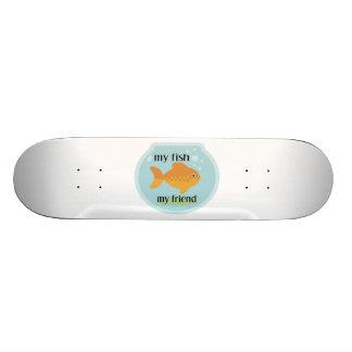 My Fish My Friend Skate Boards