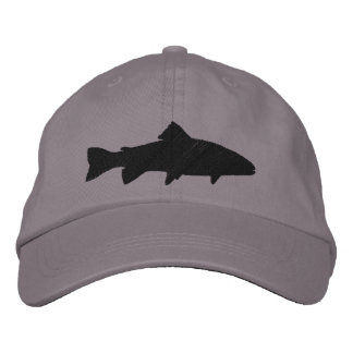 My Fishing Cap Embroidered Hats