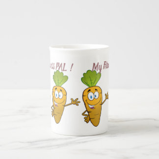 My fitness Pal funny Carrot Coffee Mug