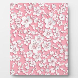 My Flower Garden Plaque