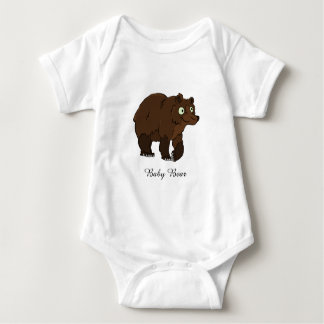 My Forest Friends Baby Bodysuit
