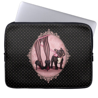 My French Bulldog Laptop Computer Sleeves