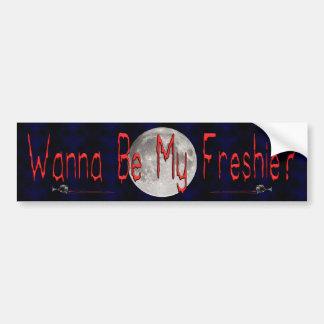 My Freshie Bumper Sticker