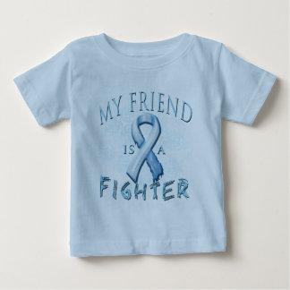 My Friend is a Fighter Light Blue Shirt