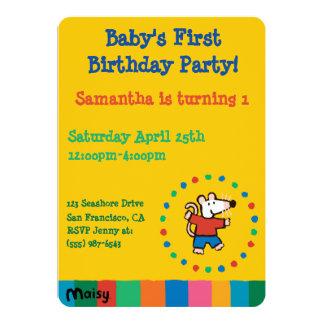 My Friend Maisy Birthday Card