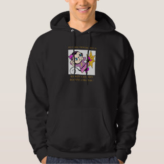 My Friend Princess Lexy is KICKIN' CANCER'S BOOTY Hoodie