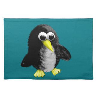 My friend the penguin placemat