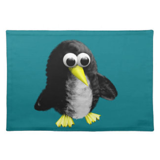 My friend the penguin placemats