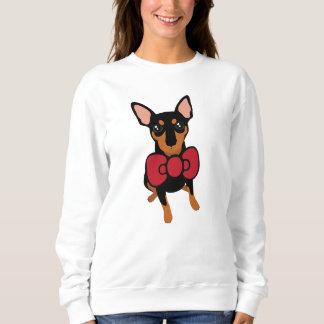 My Fur-Baby Miniature Pinscher Min Pin Sweatshirt