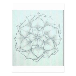 My Gardenia Postcard