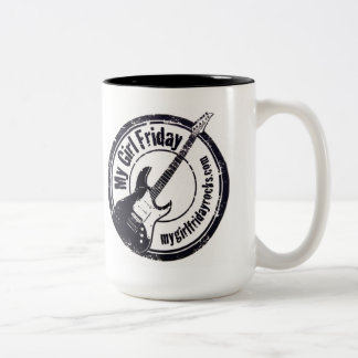 My Girl Friday ROCKS Mug