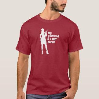 My Girlfriend is a Hot Nurse T-Shirt