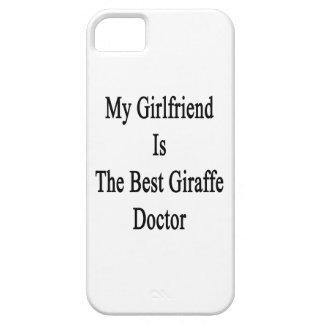 My Girlfriend Is The Best Giraffe Doctor iPhone 5 Cases