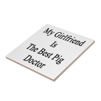 My Girlfriend Is The Best Pig Doctor Tiles