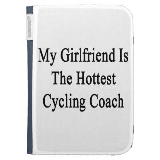 My Girlfriend Is The Hottest Cycling Coach Kindle Covers