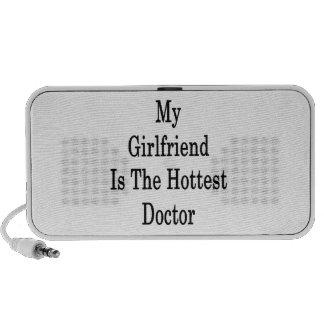 My Girlfriend Is The Hottest Doctor Notebook Speaker