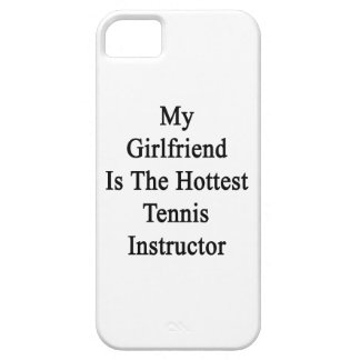 My Girlfriend Is The Hottest Tennis Instructor iPhone 5 Cover