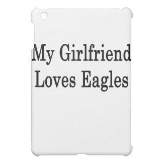 My Girlfriend Loves Eagles iPad Mini Case