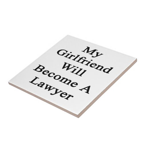 My Girlfriend Will Become A Lawyer Tile
