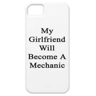 My Girlfriend Will Become A Mechanic iPhone 5 Case