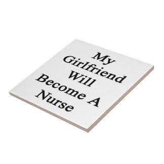 My Girlfriend Will Become A Nurse Tiles