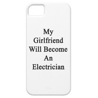 My Girlfriend Will Become An Electrician iPhone 5 Case